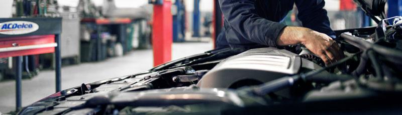 Replacing your car's air filter